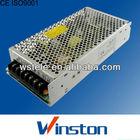 CE ROHS IP20 S-120-12 120w 10a 12v single output power supplies