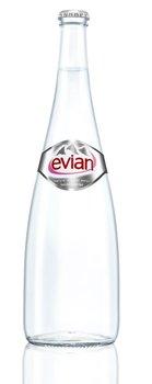 Evian Glass bottles 20x330ml - 12x750ml