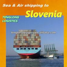 bulk cargo shipping companies to Koper/Ljubljana of Slovenia from Hangzhou Yiwu Wenzhou