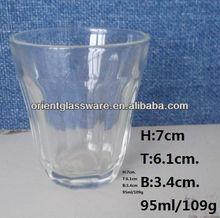3 oz high quality shot glassware