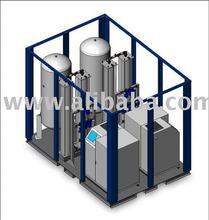 DINAR Air Compressor SKID MOUNTED