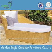 PE synthetic rattan & aluminum outdoor furniture, 2013 new design sofa