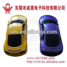 Hot selling USB, TF card, FM car speaker