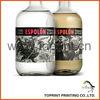 lables for bottles,plastic bottle sticker