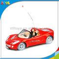 A180497 escala 1:10 Car 4 canais com música RC esportes carro