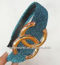glitter c 2013 new fashion hairband hair accessory