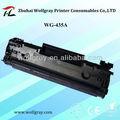 compatible para hp 435a cartucho de tóner láser