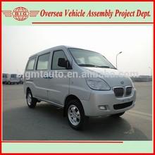 Usado van para venda fabricante china