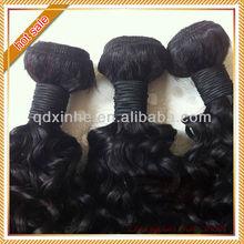 100% Raw Unprocessed Virgin Indian Temple Hair