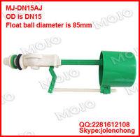 MJ-DN15AJ The toilet for floating ball valve
