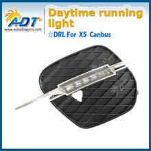 Canbus led DRL daytime running light for BMW x5 e70 2010-