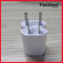 (EU/US Plug) for iphone battery extender 5V 1A