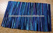 Striped Chindi Rugs