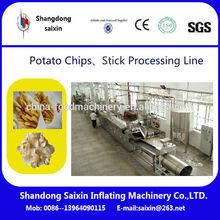 Automatic Potato chips making machines