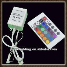 24keys IR LED RGB Remote Controller
