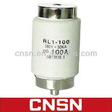 RL1-100 380V 100A screw in type fuse