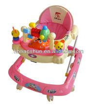 2013 new popular plastic baby item,music high quality best selling baby item---TIANSHUN
