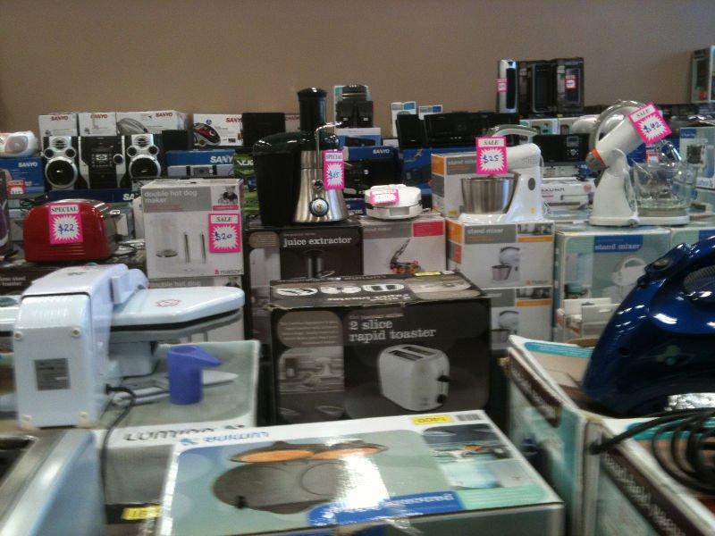 Segunda mão eletrônica& eletrodomésticos