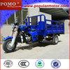 Hot Cheap New Popular Best Gasoline 250CC Cargo Trike Scooters 500cc