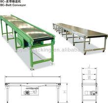 Material Handing Equipment Belt Conveyor Machine