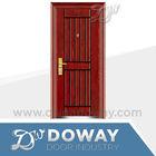 Ued metal security door steel security door