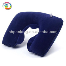 air inflatable travel neck pillow
