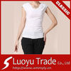 2015 best selling skinny lady t-shirt with good quality