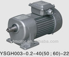 YSGH series electric motor for steroe garage