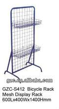 GZC-S412 Bicycle Rack Mesh Display Rack