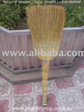 Sorghum brooms, corn brooms