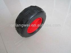 small wheel barrow wheels 7'x 1.5 sim-pneumatic