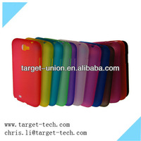 colorful for Samsung Galaxy note2 n7100 TPU case