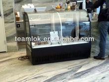 China Clear Acrylic Cupcake Display Cabinet