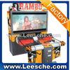 Video gun games machinery RAMBO gun simulator arcade machines LSST 0440 1