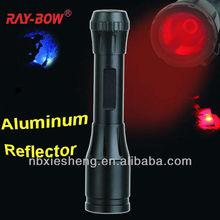 Lithium battery Power style flashlight