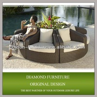 poly rattan abaca sofas for outdoor
