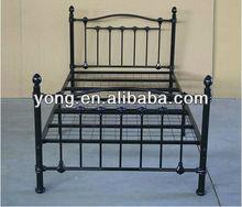 Q235 iron folding bed design furniture