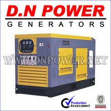 Conveniently Use ! Kubota Diesel Engine Alternator 18kw Electrical Generator Set !