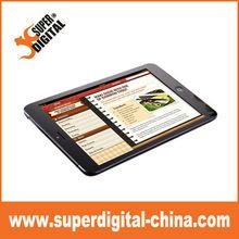7 inch MTK6589 Quad core tablet pc GPS 3G sim card slot tablet pc