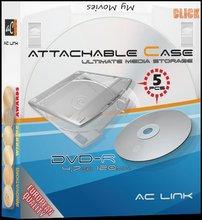 Connectable DVD case