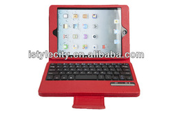 wireless keyboard case,keyboard cover case for IPAD mini