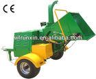 Yanmar diesel engine grass shredder chipper