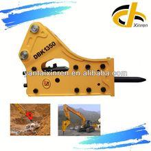 Advanced technology level korean rock breaker