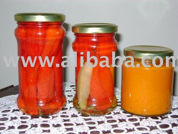 Limo Chilli, Limo Pepper in Brine / Aji Limo en Salmuera