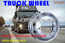 steel wheel 9.00*22.5 for truck with nice painting and strong welding part ,fast delivery time and good payment terms