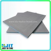 Foam tile backer board