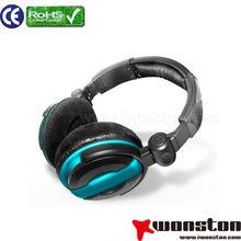 hot selling super cheap high quality professional headphone jack remote control&basketball headphones&air headphone