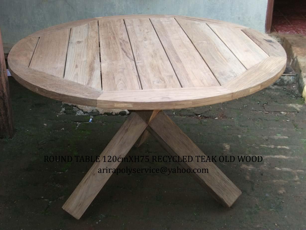 Reciclado de idade madeira teca Mesa de madeira ID do produto  #766355 1229x922