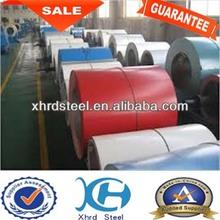 grau dx51d zinco revestido bobinas de aço com aprovações da qualidade