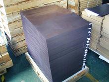 Flexible rubber magnet sheet plain brown,rubber magnet in roll or sheet,custom magnet